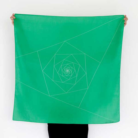 LINK Furoshiki Wrapping Cloth/Scarf - Triangles
