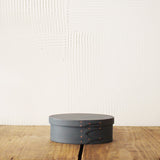 Oval Box Milk Paint Finish {Navy} (Will be shipped August_September)