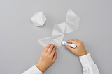 Platonic Solids Paper Balloons