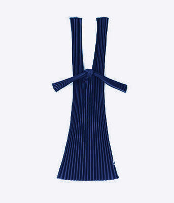[Backorder] Kna Plus Pleated Eco-Bag Small {Navy}