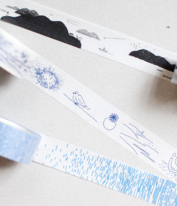 Shun shun Drawing Masking Tape