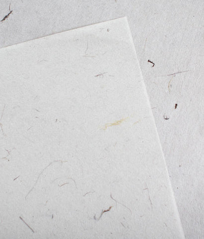 Handmade Washi Paper A4 Size {Kozo Paper with Cedar Bark}