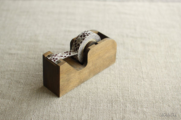 Wood Tape Dispenser