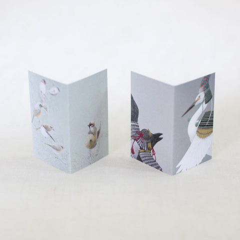 Japanese Fairy Tale Mini Folded Cards