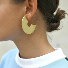 Load image into Gallery viewer, Fashion Alloy Earrings Ear Ring Combination Of Fashion Simple Earrings Woman