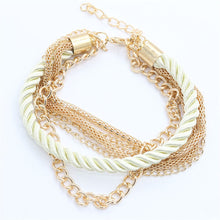 Load image into Gallery viewer, Fashion Hand-Knitted Bracelet Casual Jewelry Fashion Bracelet for Women Girls