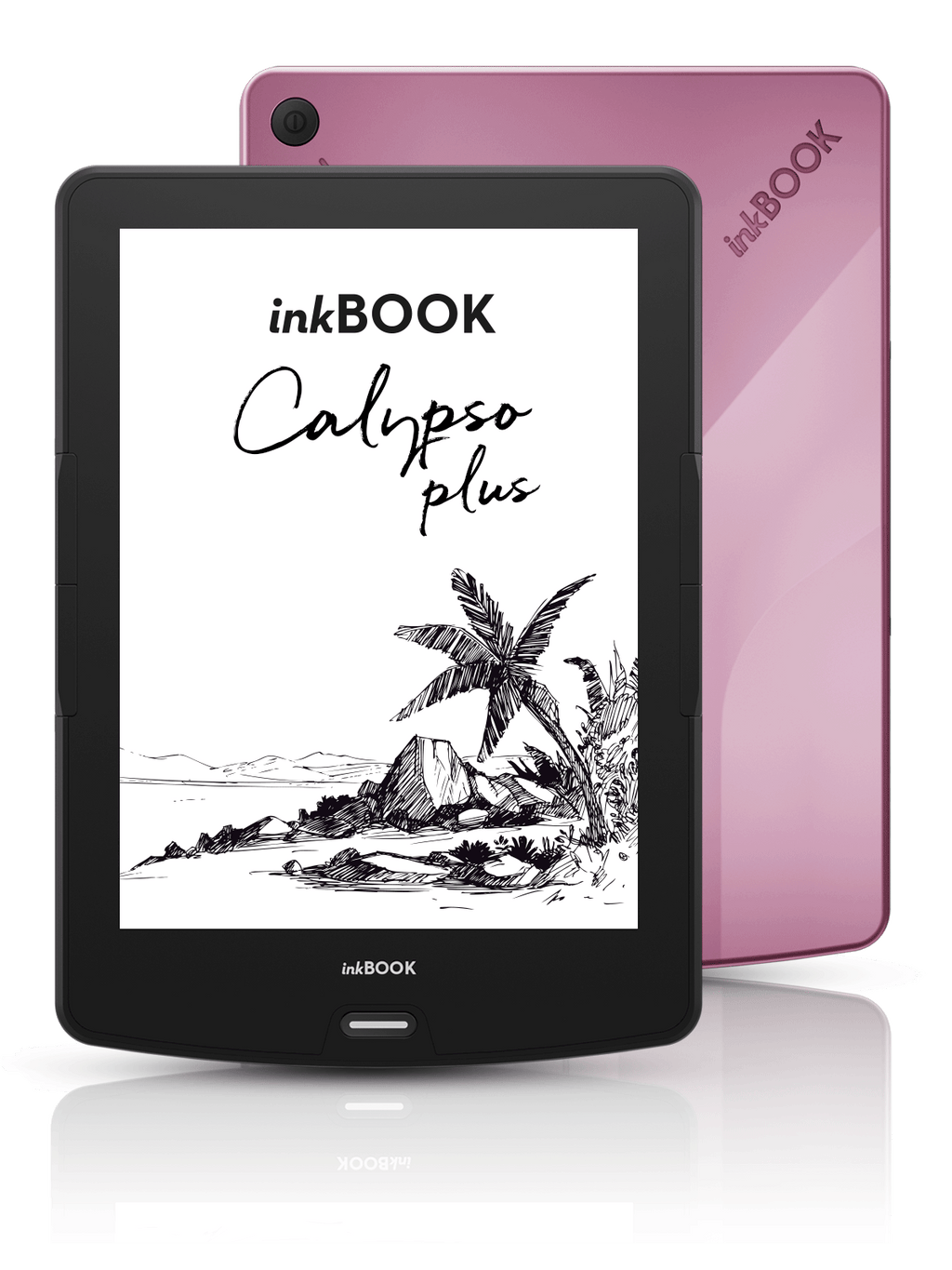 inkBOOK Calypso Plus Rose