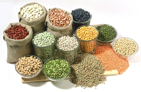 Pulses & Seeds