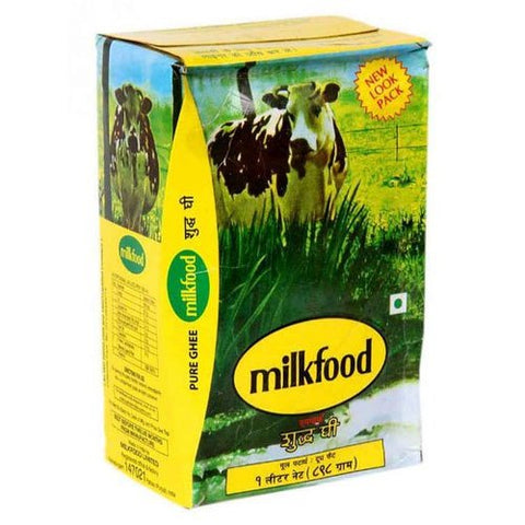 Milk Food Ghee