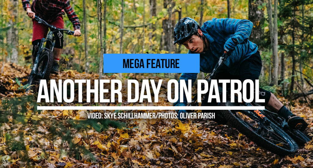 MEGA FEATURE: ANOTHER DAY ON PATROL
