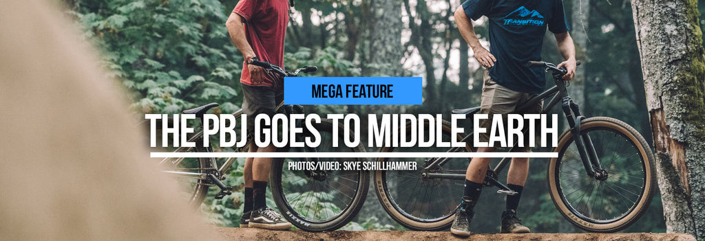 MEGA FEATURE: THE PBJ GOES TO MIDDLE EARTH