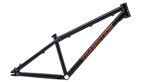PBJ - FRAMESET (BLACK & COPPER)