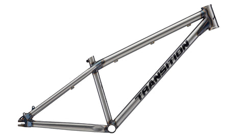 PBJ - FRAMESET (RAW STEEL)