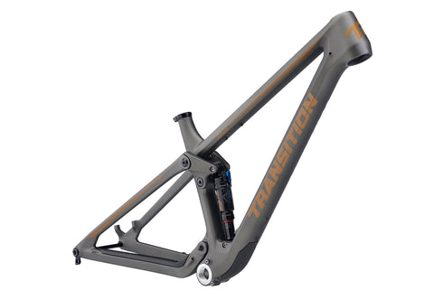 SPUR - CARBON FRAMESET (BLACK POWDER)
