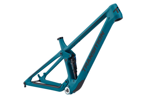 SPUR - CARBON FRAMESET (DEEP SEA GREEN)