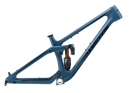 SCOUT - CARBON FRAMESET (MIDNIGHT BLUE)