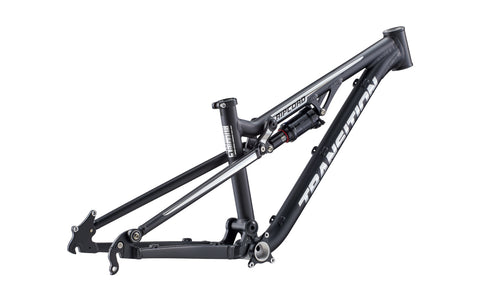 RIPCORD - FRAMESET (BLACK & CHROME)