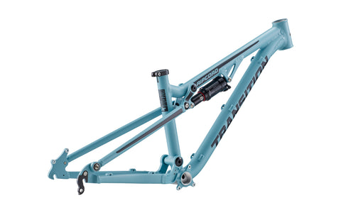 RIPCORD - FRAMESET (CORAL BLUE)