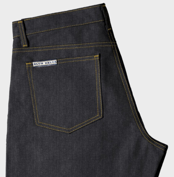 Blue Delta Custom Jeans - Women's - Charcoal 10 oz