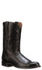 Lucchese Kennedy Roper CL6507.C2 Mens Black Burnished Buffalo Boots