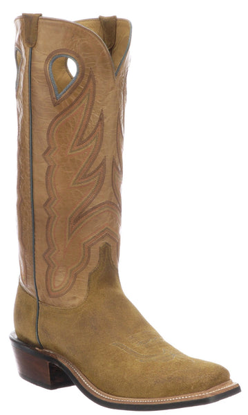 Lucchese RAYBURN CZ3504.Q3LS Mens Sand Comanche Suede Boots