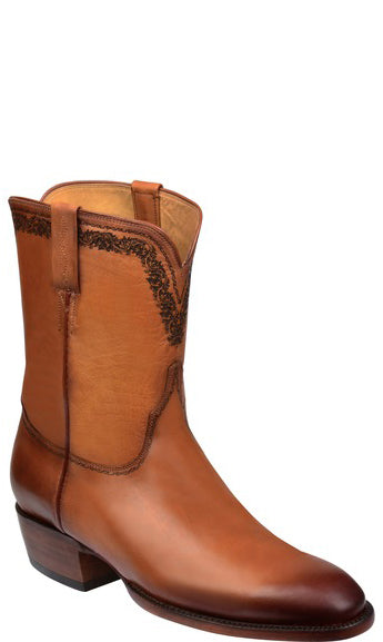 Lucchese GRANT GY1522.Z3 Mens Light Brown Royal Calfskin Boots