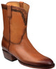Lucchese Grant GY1522 Mens Light Brown Royal Calfskin Boots