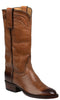 Lucchese Bliss GY4511.88 Womens Dark Brown Royal Calfskin Boots