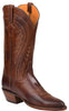 Lucchese GY4547 SUMMER Womens Tan Ranch Hand Calfskin Boots