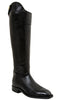 Lucchese GY4571.X1R BELLE Womens Black Royal Calfskin Boots