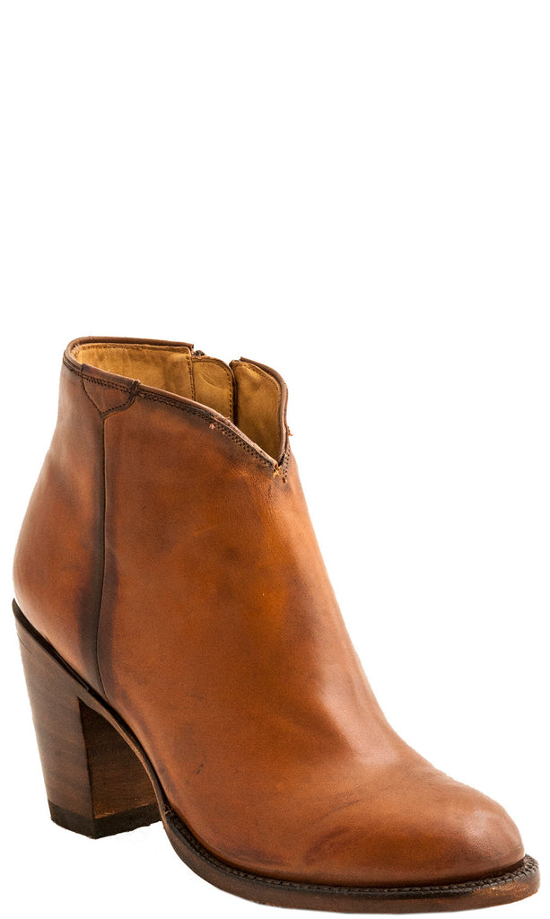 Lucchese JENNA GY7507 Womens Vintage Saddle Patina Calfskin Boots