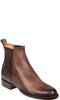 Lucchese GY8512 GRAYSON Mens Dark Brown Royal Calfskin Boots