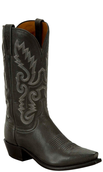 Lucchese KD1503.53 Mens Grey Goat Boots