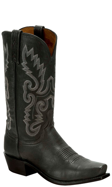 Lucchese KD1503.73 Mens Grey Goat Boots