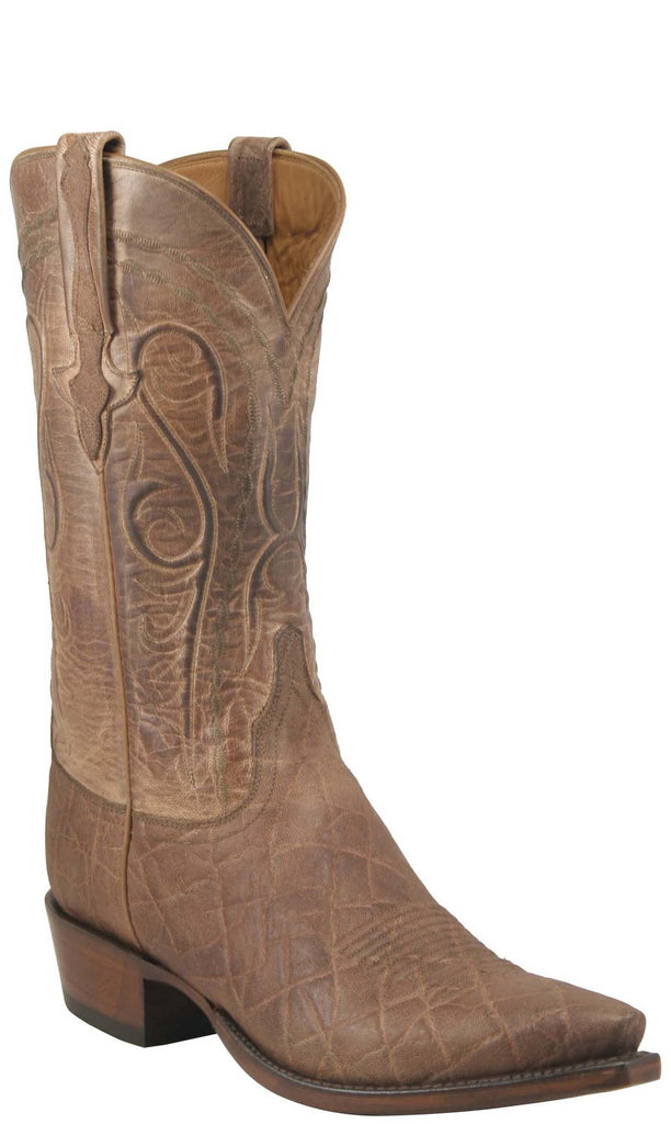 Lucchese L1386 Mens Peat Vintage Elephant Mad Dog Boots