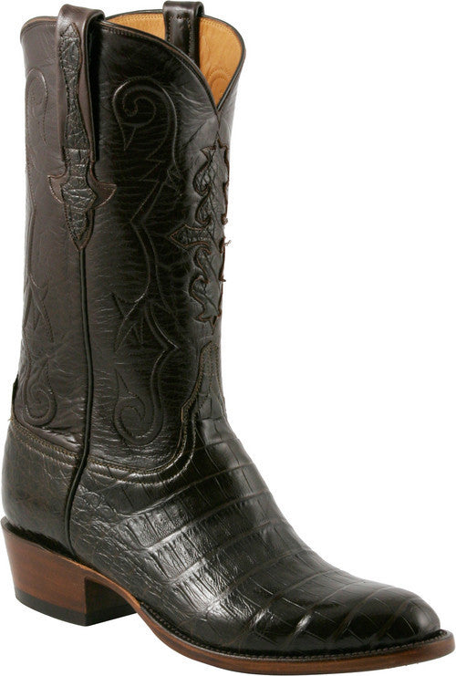 Lucchese Classics L1411.63 Mens Ultra Belly Crocodile Boots