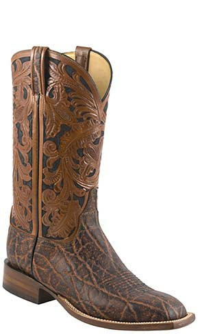 Lucchese Classics L1426 Bark Elephant Mens Boots