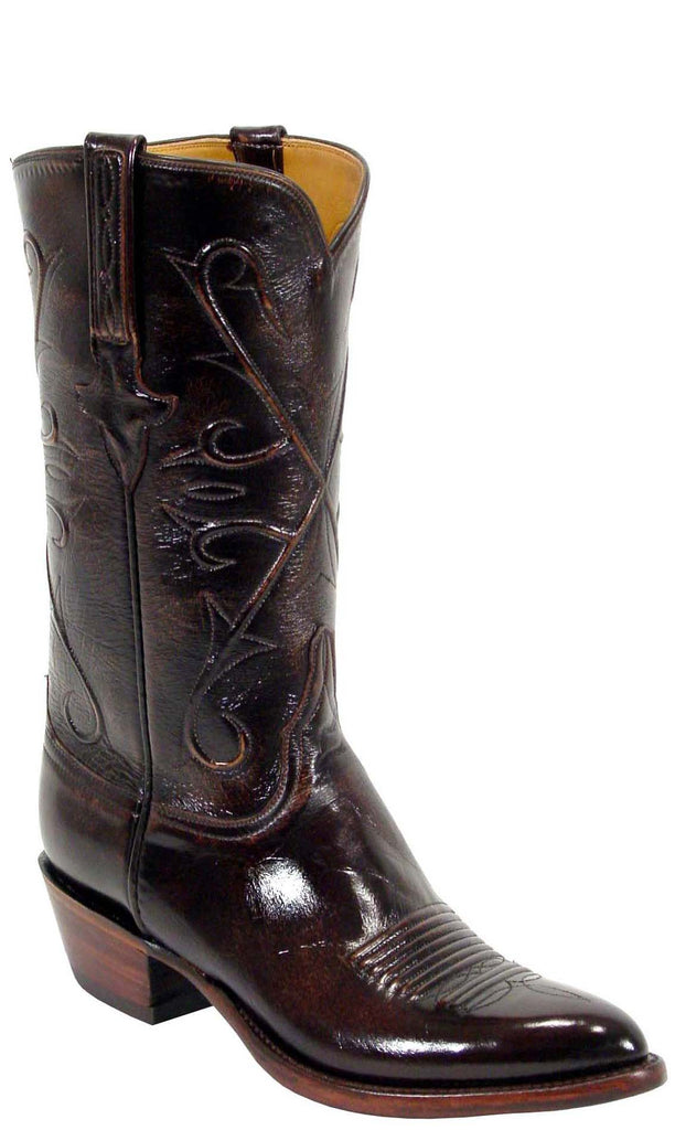 Lucchese Classics L1502 Mens Brown Kangaroo Boot
