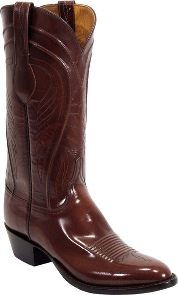 Lucchese Classics L1506.13 Mens Tan Goat Boot