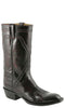 Lucchese Classics L1664 Mens Black Cherry Kangaroo Boot