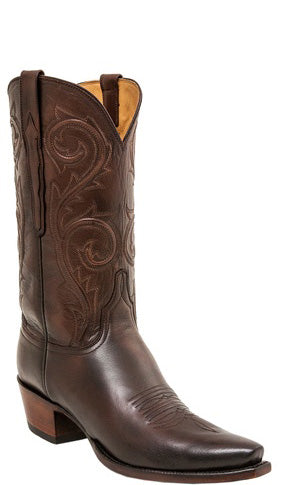 Lucchese MARSHALL L1696 Mens Whiskey Baby Buffalo Classics Boots