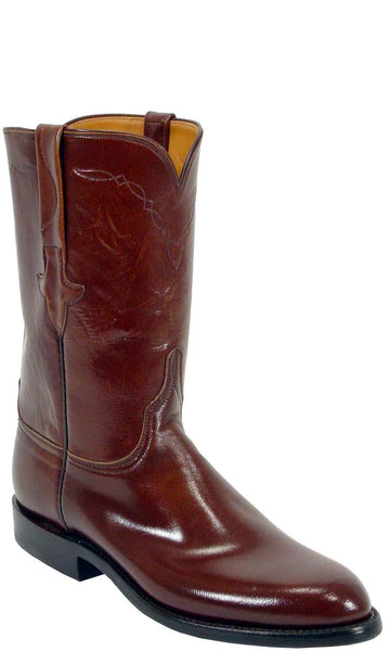 Lucchese Classics L3506 Mens Tan Goat Boot