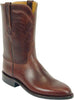 Lucchese Classics L3512 Mens Chocolate Oil Calf Roper Boots