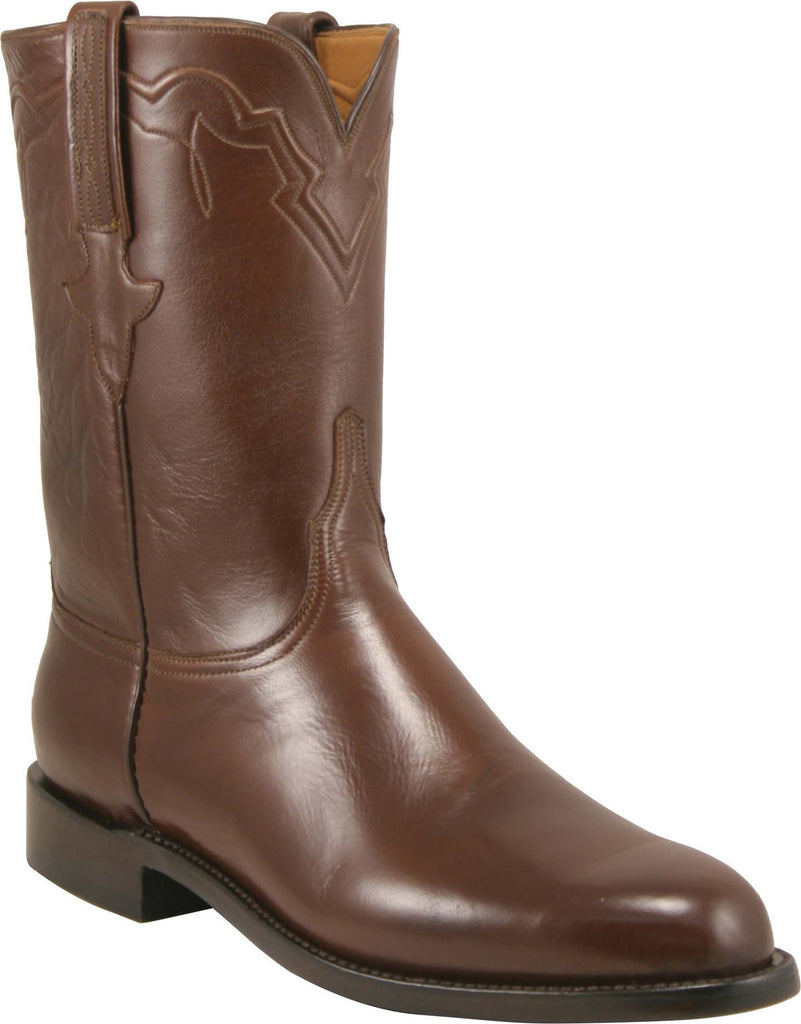 Lucchese Classics L3540 Mens Antique Brown Buffalo Boot