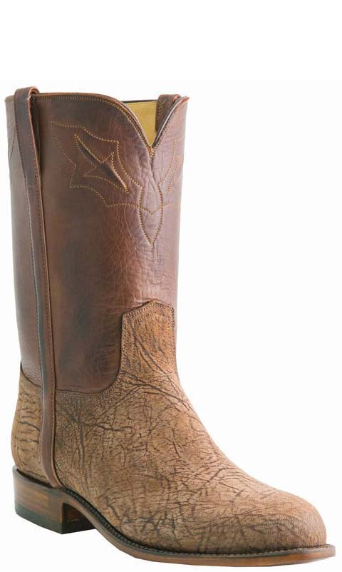 Lucchese L3564 Mens Amazon Brown Sheep Classics Boots