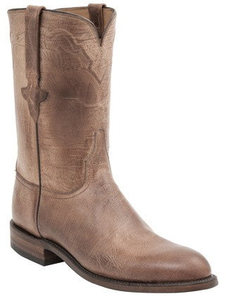 Lucchese Classics L3570 Tan Burnished Mad Dog Goat Mens Boots