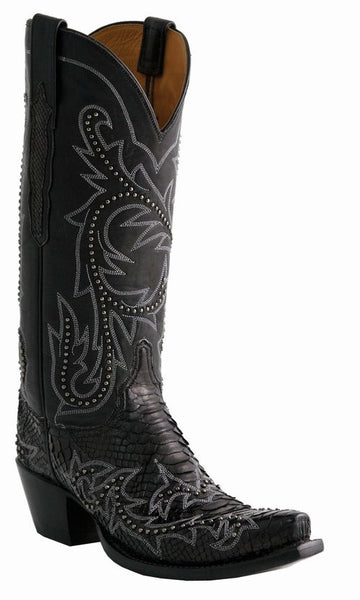 Lucchese Classics L4157.S53 Womens Python Boots