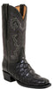 Lucchese WILDA L4178 Womens Black Giant Alligator Classics Boots