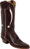 Lucchese Classics L7000 Womens Vintage Chocolate Oil Calf Cowboy Boot