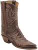 Lucchese Classics L7020 Womens Vintage Chocolate Oil Calf Boot